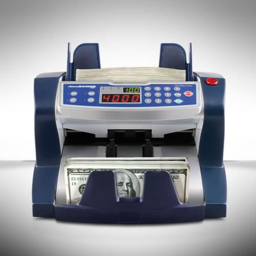 1-AccuBANKER AB 4000 UV/MG Geldscheinzähler