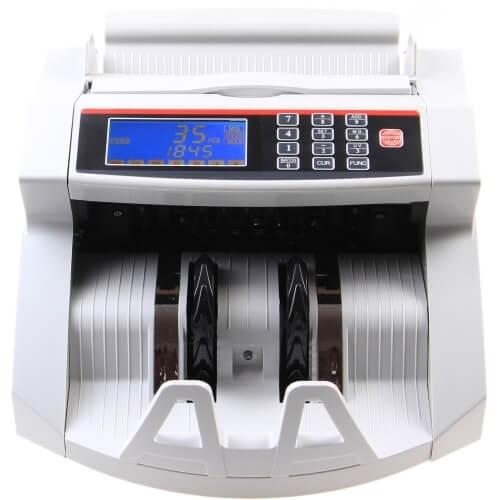 1-Cashtech 5100 UV/MG Geldscheinzähler