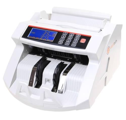 2-Cashtech 5100 UV/MG Geldscheinzähler