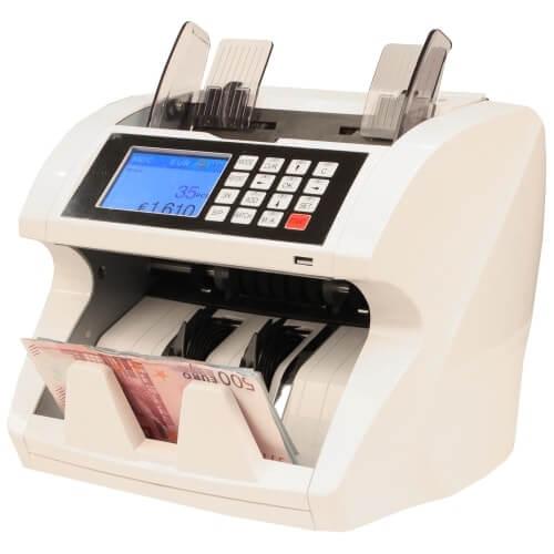 2-Cashtech 8900 Geldscheinzähler