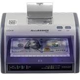 AccuBANKER LED430 Geldscheinprüfer